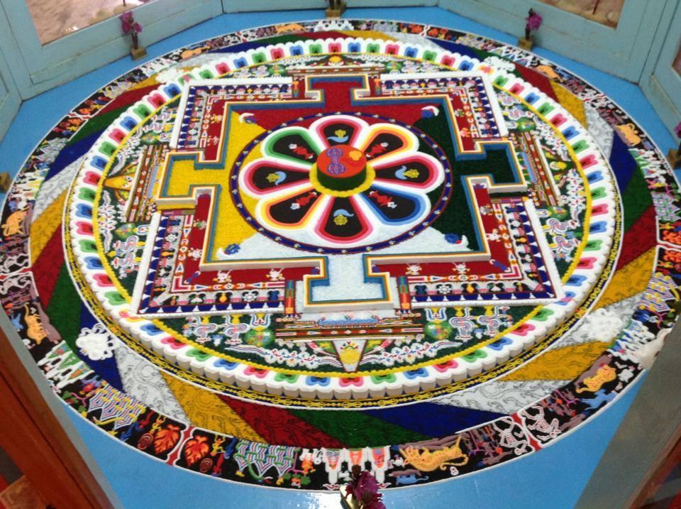 Dzongkar Choede Monastery